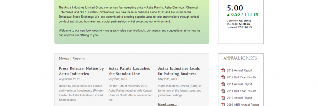 Astra Industries