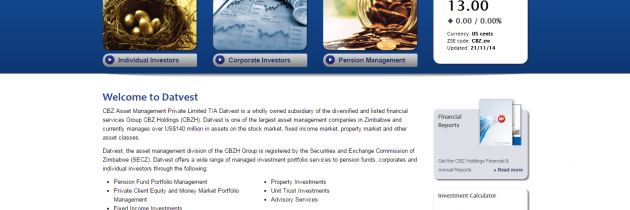 Datvest Asset Management